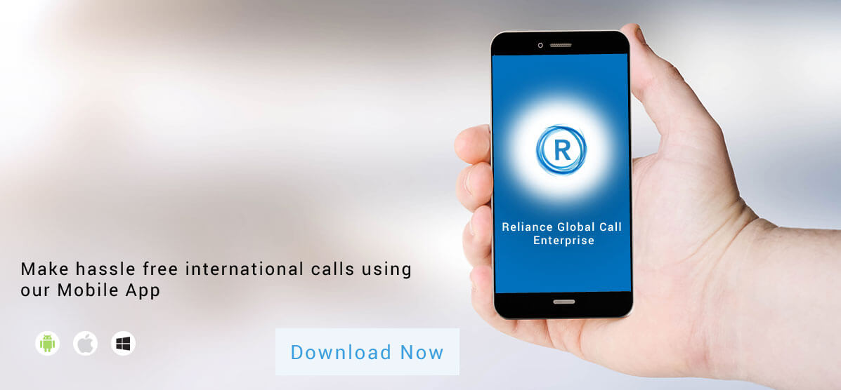 Hassle Free International Calls through Mobile Applications