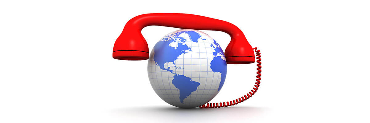 International Country Calling Codes, International Dialing